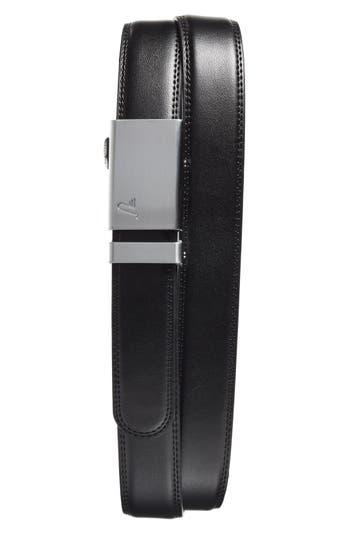 Men's Mission Belt 'Alloy' Leather Belt