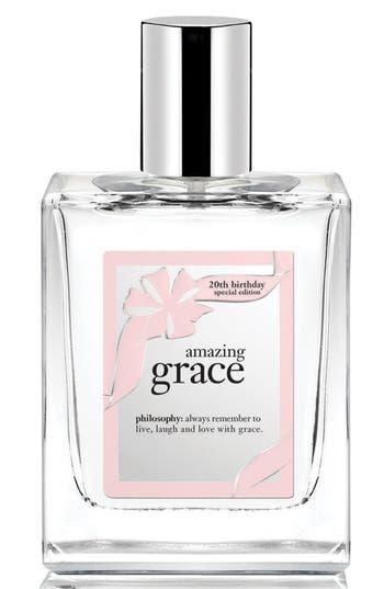 Philosophy '20Th Birthday - Amazing Grace' Eau De Toilette Spray (Limited Edition)