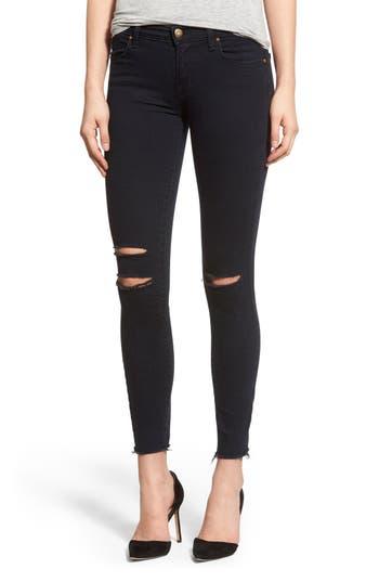 Women's J Brand Destroyed Crop Skinny Jeans