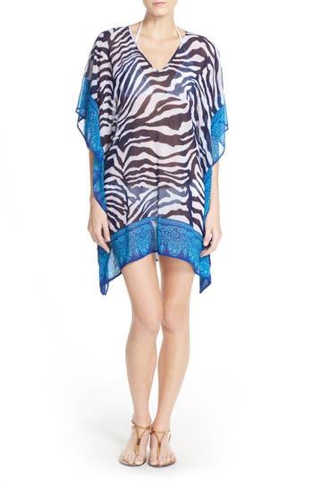 Women's Tommy Bahama Zebra Print Cover-Up Tunic
