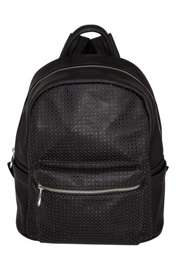 Urban Originals 'Lola' Perforated Vegan Leather Backpack - at NORDSTROM.com