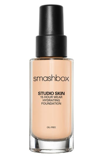 Smashbox Studio Skin 15 Hour Wear Foundation - 1.15 - Peach Fair