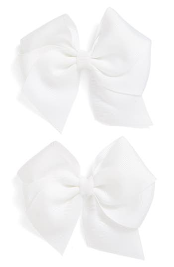 Plh Bows  Laces Bow Clips