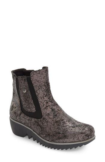 Wolky Basky Wedge Boot