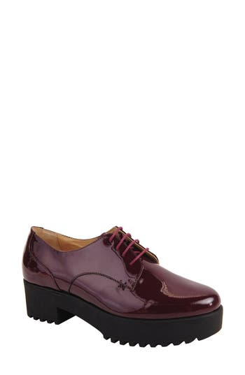 Women's Ukies Andrea Lug Oxford