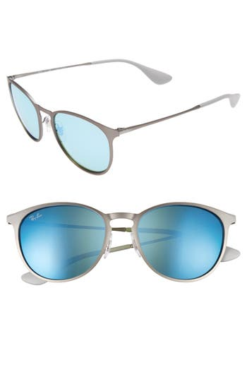 Ray-Ban Highstreet 5m Sunglasses - Green/ Blue