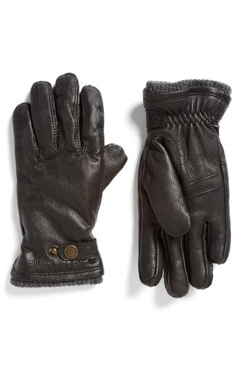 Men's Hestra Utsjo Leather Gloves