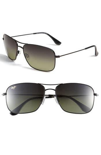 Maui Jim Wiki Wiki 5m Polarizedplus2 Aviator Sunglasses -