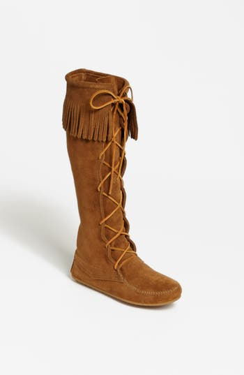 Women's Minnetonka Lace-Up Boot at NORDSTROM.com