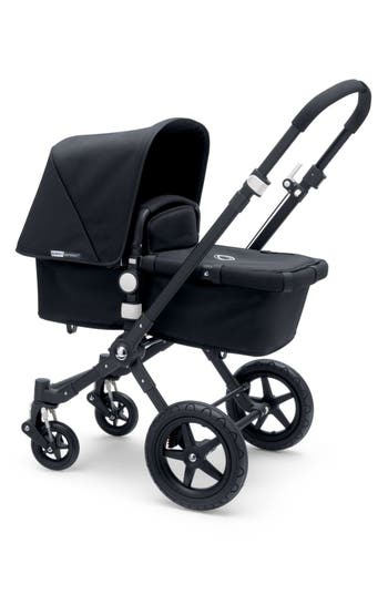 Infant Bugaboo Cameleon3 Tailored Fabric Set With Extendable Canopy Size One Size  Black