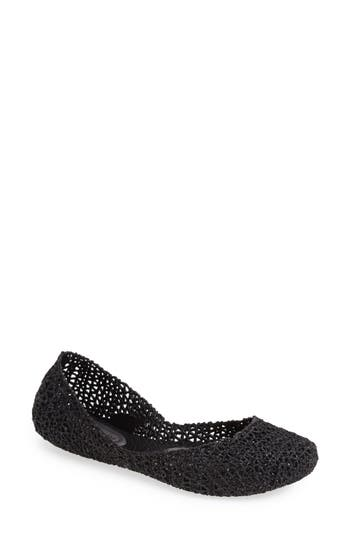 Women's Melissa 'Campana Papel Vii' Jelly Flat at NORDSTROM.com