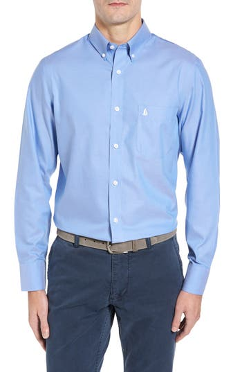 Nordstrom Shop Smartcare(TM) Oxford Sport Shirt