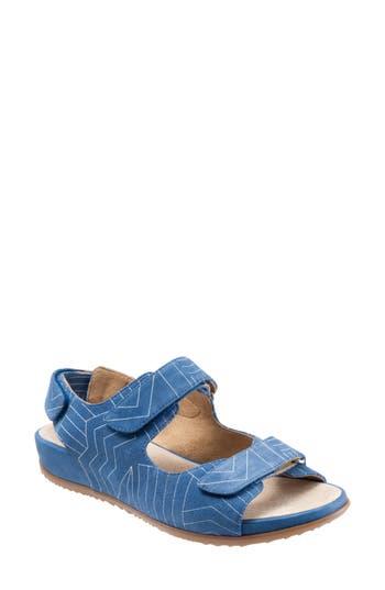 Softwalk Dana Point Sandal N - Blue