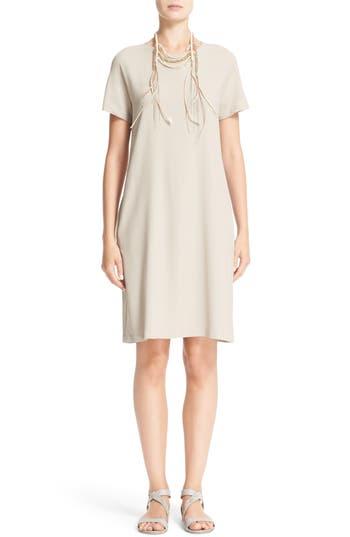 Women's Fabiana Filippi Stretch Cotton Poplin Dress