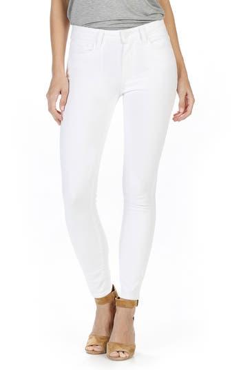 Paige Hoxton High Waist Ankle Skinny Jeans