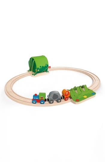 Toddler Hape Jungle Train Journey Wooden Train Set