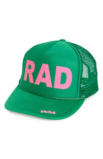 Women's Nbrhd Rad Trucker Hat -