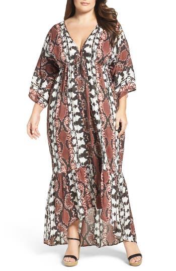 Plus Size Tart Camellia Maxi Dress