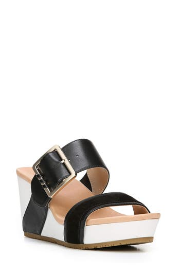 Women's Dr. Scholl's Original Collection Frill Wedge Sandal