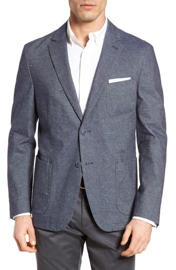 Flynt Draper Herringbone Sport Coat