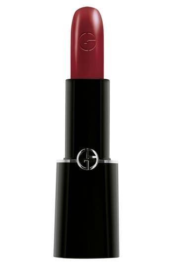 Giorgio Armani Front Row Rouge Sheer Lipstick - 605 Plum Runway