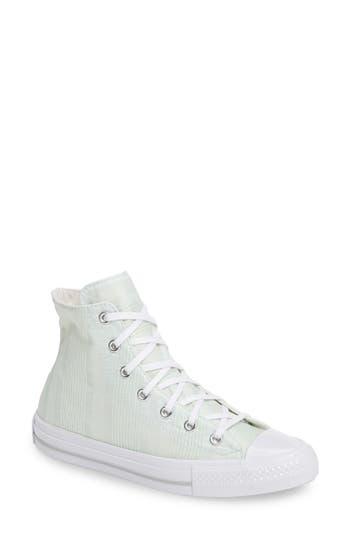 Converse Chuck Taylor All Star Gemma High Top Sneaker, Green