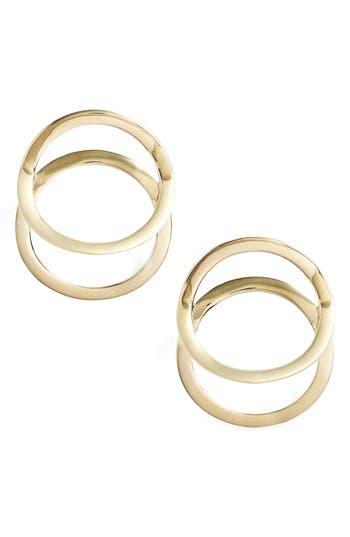 Women's Bony Levy Geo Circle Stud Earrings (Nordstrom Exclusive)