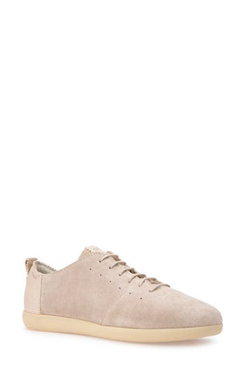 Geox New Do Sneaker, Brown