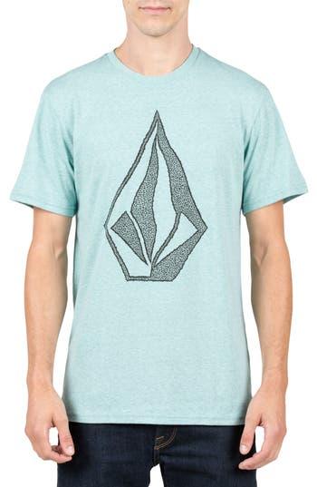 Volcom Creep Stone Graphic T-Shirt, Blue