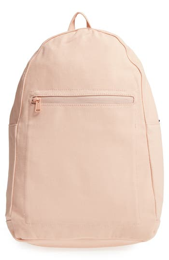 Baggu Canvas Backpack - Coral