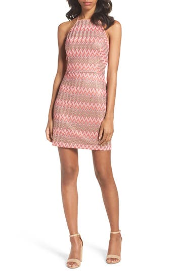Greylin Leanne Body-Con Dress