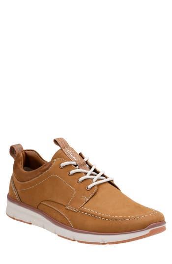 Clarks Orson Bay Sneaker, Brown