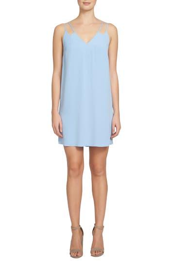 Women's Cece Sweeney Slipdress, Size 14 - Blue