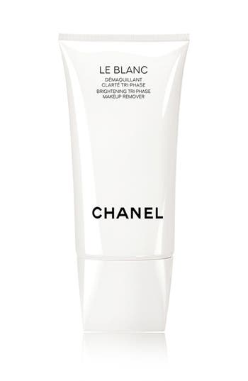 Chanel Le Blanc Brightening Tri-Phase Makeup Remover - No Color