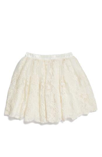 Girl's Popatu Lace Tutu Skirt