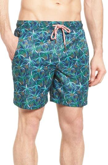 Men's Pangea Las Palmas Roosevelt Swim Trunks