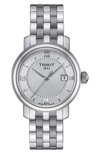 Tissot Bridgeport Bracelet Watch, 29Mm