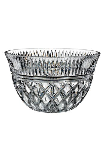 Waterford Eastbridge Lead Crystal Bowl, Size One Size - White