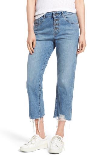 Women's Dl1961 Patti High Waist Crop Straight Leg Jeans