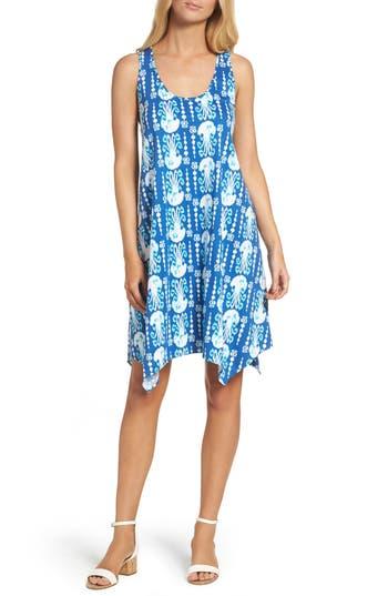 Lilly Pulitzer Melle Tank Dress, Blue