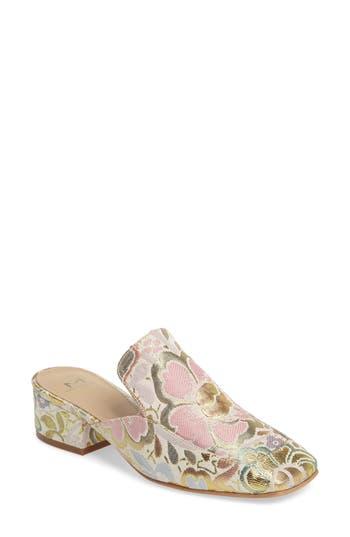 Women's Marc Fisher Ltd Lailey Block Heel Mule, Size 8 M - Pink