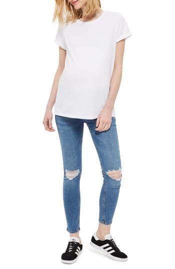 Jamie Rip Maternity Jeans