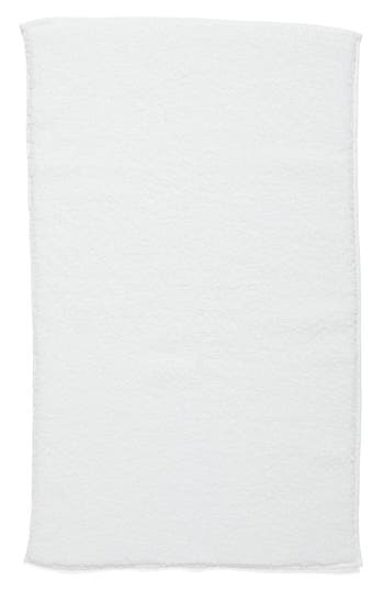 Nordstrom At Home Hydrocotton Bath Mat, Size One Size - White