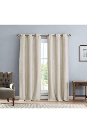 Duck River Textiles Fay Blackout Window Panels, Size One Size - Beige