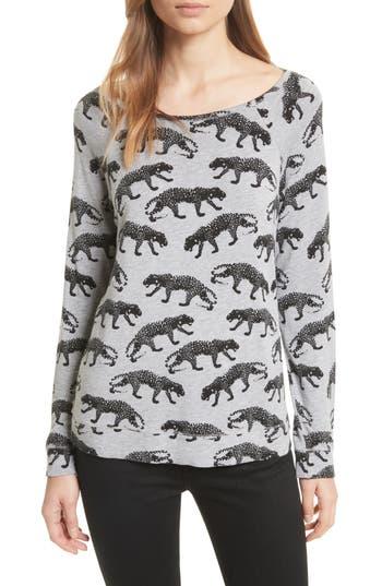 Women's Soft Joie Annora B Animal Print Sweatshirt
