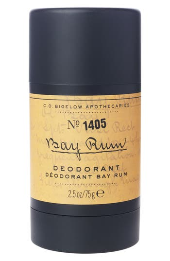 C.o. Bigelow Bay Rum Deodorant