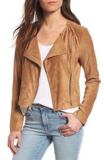 Women's Bb Dakota Allerton Faux Suede Jacket
