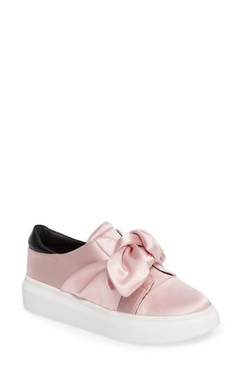 Shellys London Edgar Slip-On Sneaker, Pink