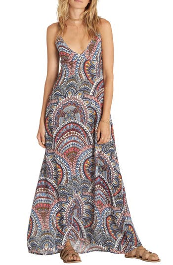 Women's Billabong Places To Be Maxi Dress