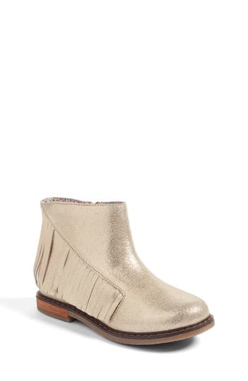 Toddler Girl's Tucker + Tate Flounce Bootie